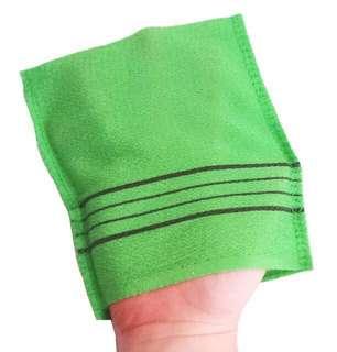 Korean Exfoliating Towel