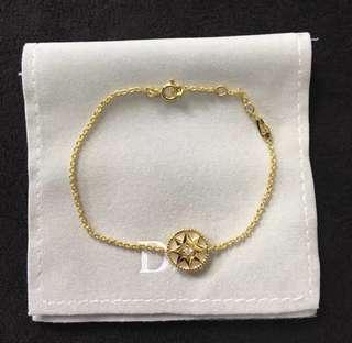 金色手鐲dior bracelet 白貝母