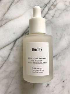 Huxley Secret of Sahara