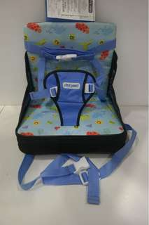 NEW The First Year on-the-go Booster Seat