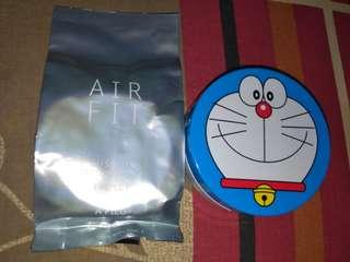 Apieu Cushion Doraemon Edition #horegajian