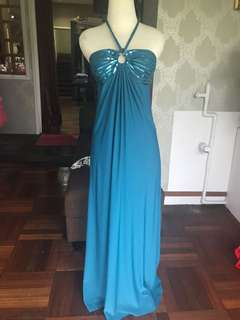 Party dress in tosca all size