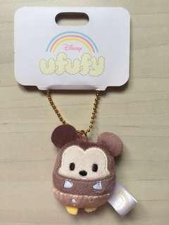日本迪士尼Mickey Ufufy 吊飾