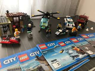 Lego (three sets)
