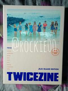 [TWICE] Twicezine Jeju Edition