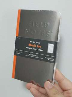 THE FIELD NOTES BRAND LIMITED EDITIONS Inventory Clearout!