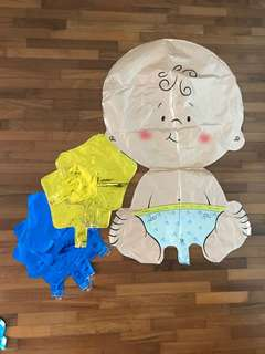 Party baby balloon
