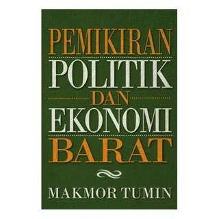 Pemikiran Politik Dan Ekonomi Barat