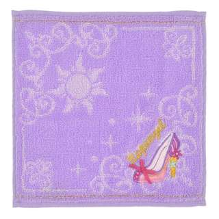 Japan Disneystore Disney Store Rapunzel Tangled Shoes Mini Towel