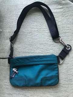 Authentic Lacoste sling/belt bag
