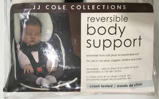 Reversible body support