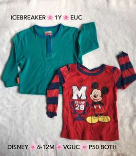 Icebreaker & Disney Bundle