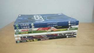 Gempak Starz comics bundle