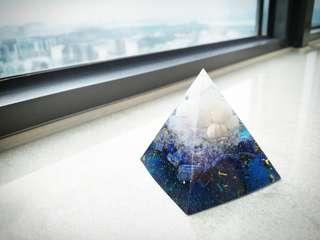 水晶能量塔  #180056