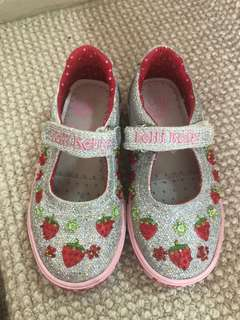 Baby Girl Shoes size 26