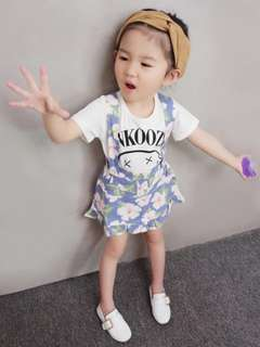 Baby Girl Dress - Up to 5 years old