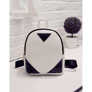 Mini Casual Fashion Bagpack Readystock