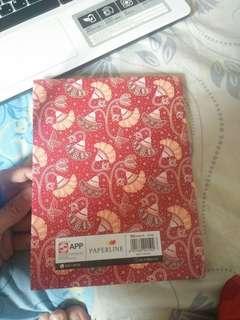 Buku catatan #AFBakrie