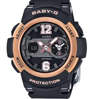 BabyG Watch BGA-210-1BDR