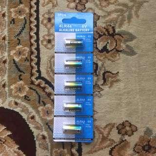 Generic 4LR44 Camera Battery ( 6v ) ( aka 476A, A544, V4034PX, PX28A )