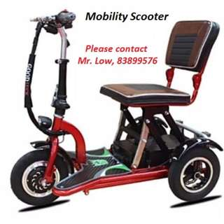 Mobility Electric Scooter (48V)