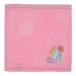 Japan Disneystore Disney Store Ariel the Little Mermaid Shoes Mini Towel