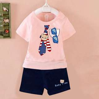Boy set shirt