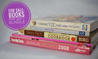 Recipe Book Bundle