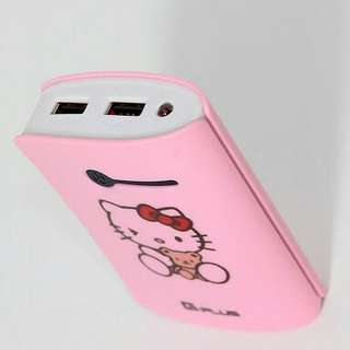 Powerbank Hello kitty