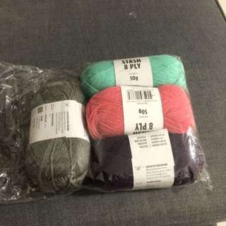 Final final sales 4 yarn to go for $9. Delivery by mail only