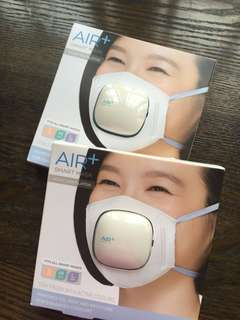 Mask/Microventilator (2pcs)
