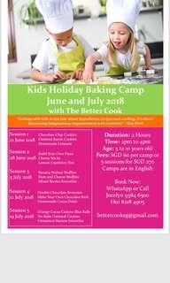 Kids Holiday Baking Camp
