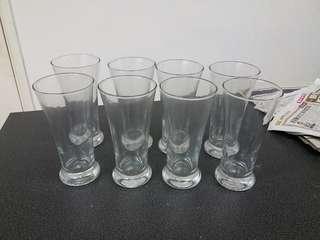 玻璃杯 10隻