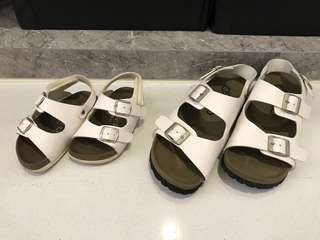 Mother&kid shoes