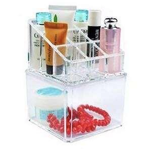 BN Acrylic Cosmetics Organizer (2-Tier)
