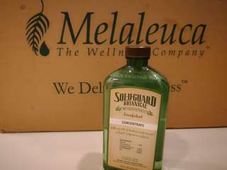 Melaleuca Sol-U-Guard Botanical 2x Concentrate Disinfectant