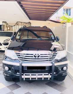 Toyota Fortuner 2.7 Auto 7-Seater