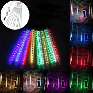 RAIN DROP LIGHT STICKS LED - MULTI