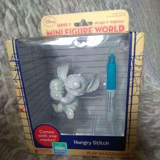 Mini Figure World Stitch