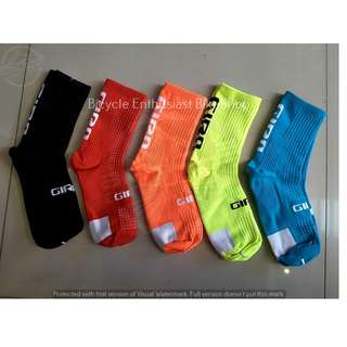Giro Cycling Socks Bike Socks Bicycle Socks MTB Socks Road Bike Socks **High Quality Replica**
