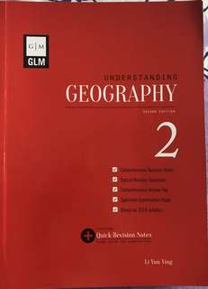 GLM Understanding Geography Secondary 2