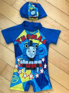 Thomas連身泳衣
