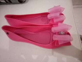 Jelly flat shoes import