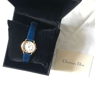 Authentic Vintage Christian Dior Ladies Watch ⌚️