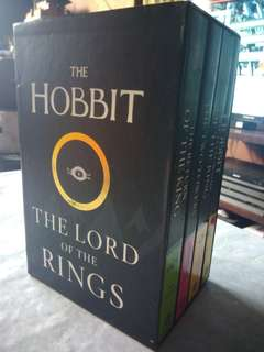 The Hobbit x The Lord of the Rings Box Set