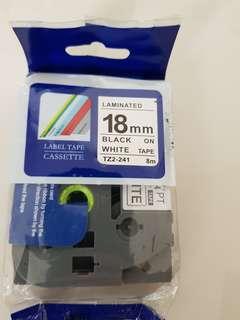 Label tape cassette