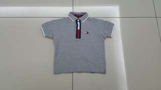 Tommy Hilfiger Polo Tee (4years)
