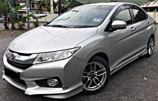 SAMBUNG BAYAR / CONTINUE LOAN  HONDA CITY 1.5 E SPEC (A)