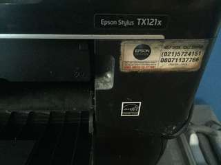 Printer epson staylus