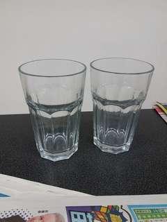 IKEA 玻璃水杯 5pics